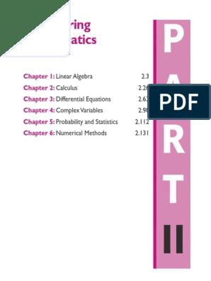Gate Mathematics pdf | Matrix (Mathematics) | Determinant