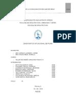 Informe - Diagnostico Situacional de Piura