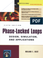 Best R.E.-Phase-Locked Loops_ Design, Simulation, and Applications (2003).pdf
