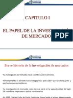 Capítulo 1 - Investigación de Mercados