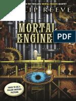 Mortal Engines—Excerpt