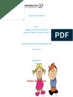 Fichas Seleccionadas Pre-kinder