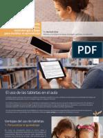 Tabletas Retos Ventajas Metodologia Apps Educacion