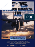 F-15 Strike Eagle III - The Official Strategy Guide