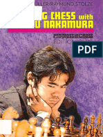 Fighting Chess with Hikaru Nakamura - Progress in Chess -  Karsten Müller, Raymund Stolze - Ed. Olms - 2012.OCR OPT R