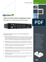 Aprisa XE Datasheet ETSI 4p English