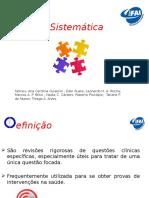 Revisão Sistemática Mestrado