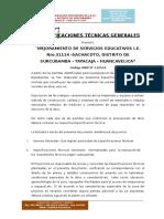 Especificaciones Técnicas Sachacoto.docx