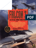 Falcon 3 the Official Combat Strategy Book