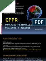 Coaching Personalizado de Peligros y Riesgos