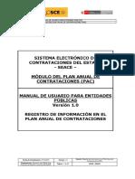 Manual Pac 2017