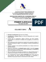 OEP2014 Agentes AEAT Ej1 Acceso Libre (a)