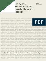 VV. AA. - 2016 - Libro Blanco de Los Derechos de Autor de Las Traducciones de Libros en El Ámbito Digital