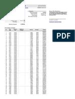 Loan Amortization Schedule L