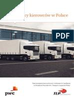 Pwc Raport Rynek Pracy Kierowcow