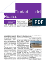Crónica Inundacion Ica 2017