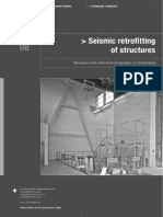 Seismic Retrofitting of Structures. Strategies and Collection of Examples in Switzerland
