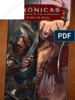 CrônicasRPG Elenco de Apoio Original