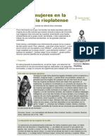 Las Mujeres en La Historia Rioplatense