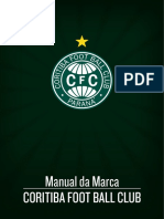 Manual de Marca Coritiba Football Club