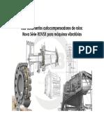 Rolamentos Para Maquinas Vibratorias RKB ROVSX
