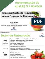 Eurest Implementação Do Regulamento Na Restauração1169