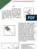 Aplicaciones Del Resistor Bjt en Maquinaria Pesada