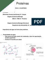 Biofísica - Proteinas aulaI