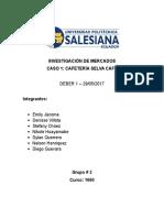 Investigación de Mercados caso SELVA NEGRA