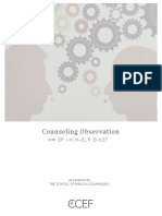 Observation (Emlet) Notebook Lectures 1-4
