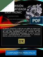 Transmisión Automática Robotizada Easytronic