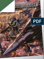 Robotech Tactics Rule Book