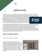 oficinas virtuales en df