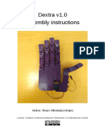 Dextra Assembly Instructions