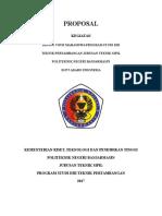 Proposal Mining Tour Angkatan Untuk Perusahaan Pt Adaro Indonesia