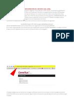 Configuración Del Archivo Web
