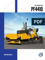 Productbrochure Pf4410 Volvo Tracked Paver