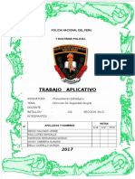 Direccion Ejecutiva de Seguridad Integral de La Pnp