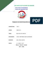 RED VIAL DEL ECUADOR