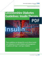 Insulin Guidelines 080114