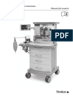maquina de anestesia draguer