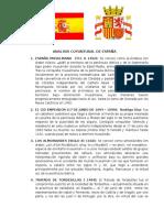 Analisis Coyuntural de España