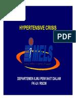 Krisis Hipertensi IMELS