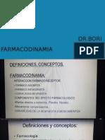 Farmacodinamia Katia