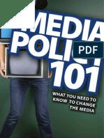 Media Policy 101