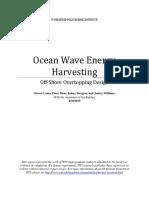 Wave Final Report