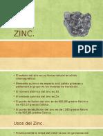 Zinc.[1]