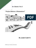 Metodo Para Teclado Iniciante by Jonh Guir