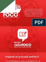 Escuela deleFOCO. Comunidad audiovisual centroamericana.