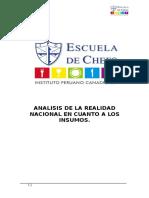 Analisis de La Realidad Peruana